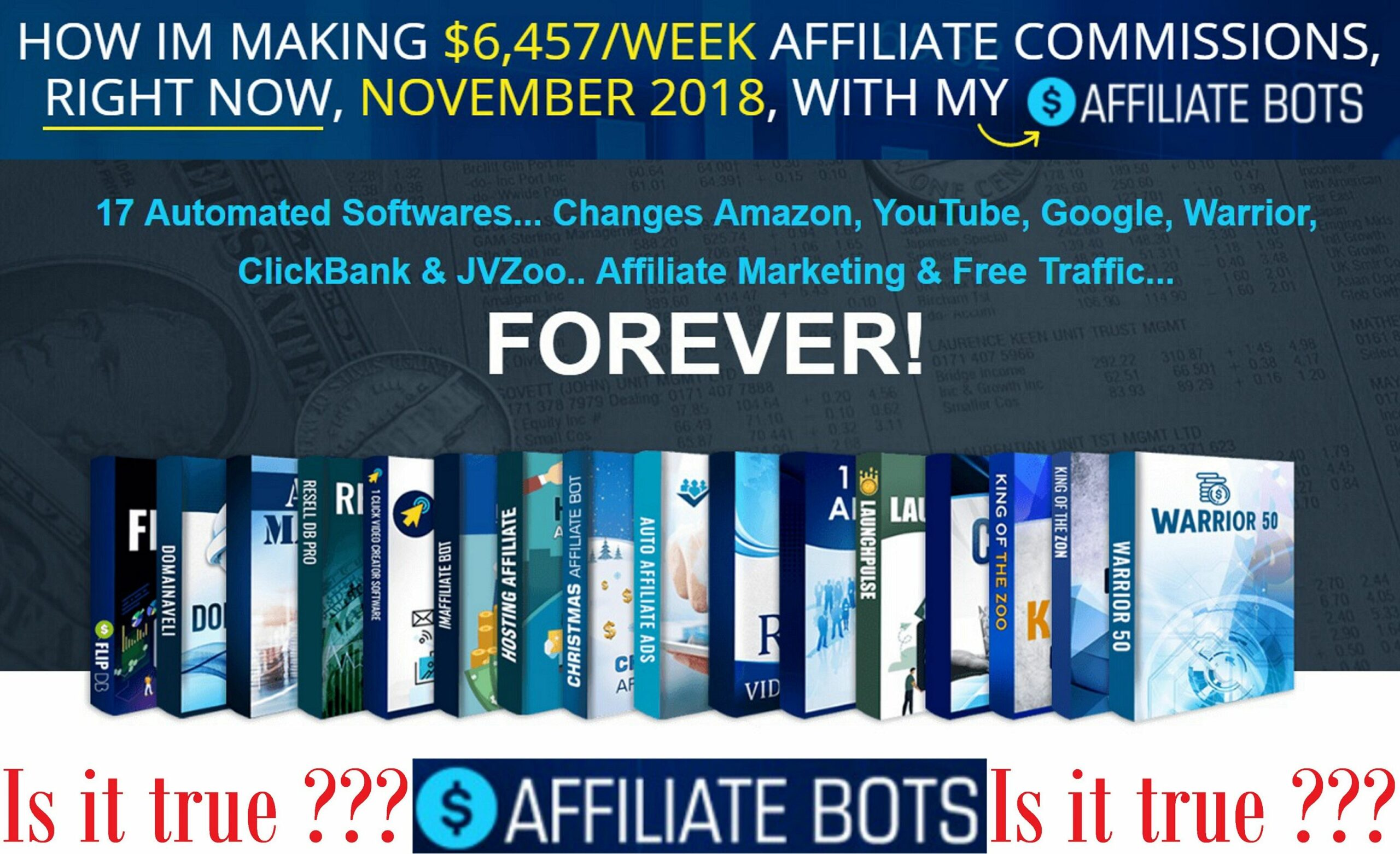 You are currently viewing Is Affiliate Bots 2 A Scam?