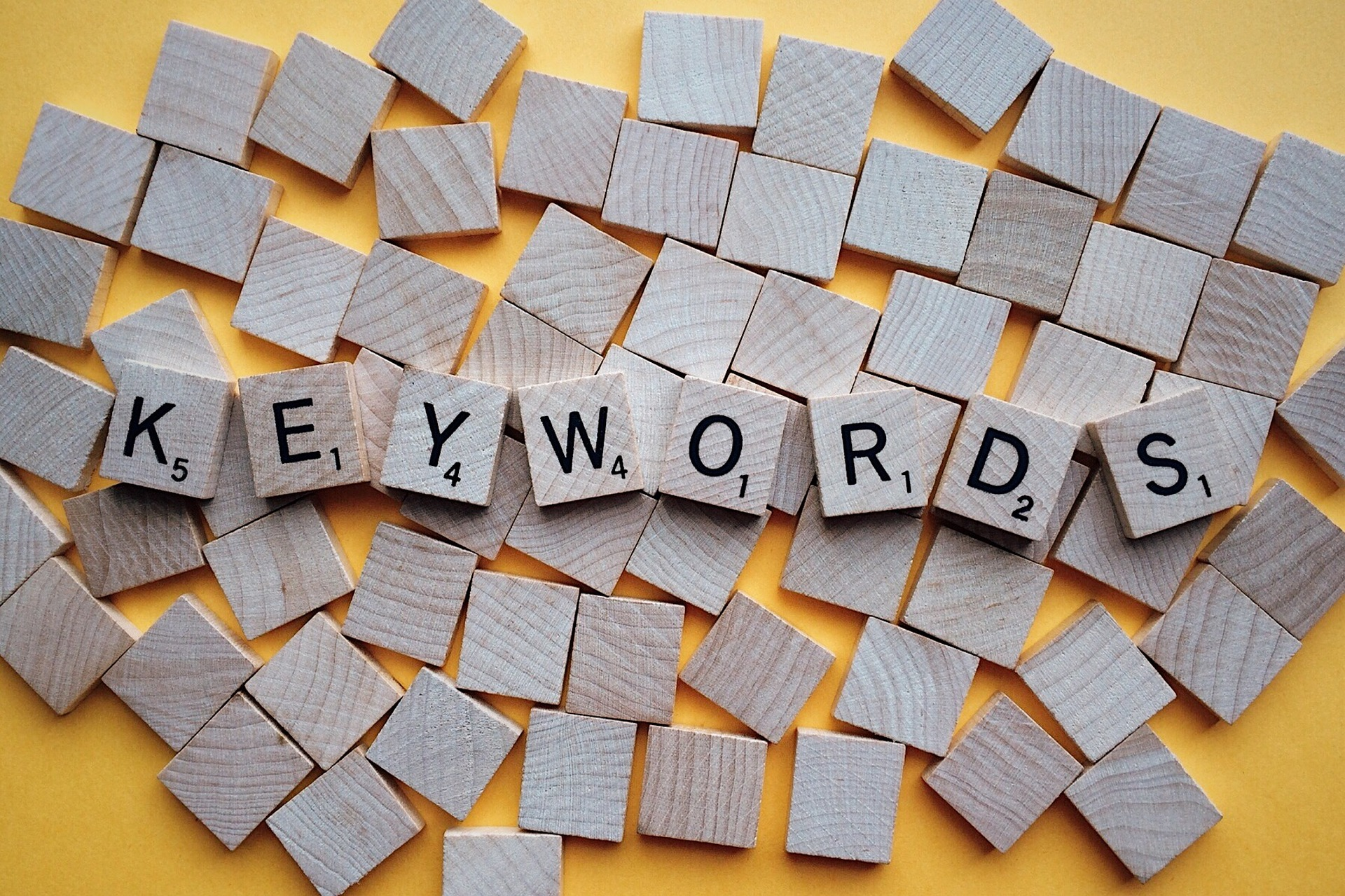 How to Find Keywords for the Website