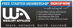 Join as starter if you like the honest Wealthy Affiliate review.