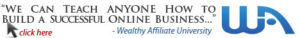 Learn about the training at WA from the honest Wealthy Affiliate review.