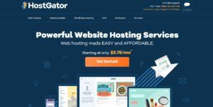 Do you know what is the best blogging platform to make money? Hostgator is not bad.