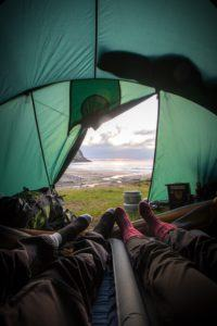 Camping site is one of the top niches for online business.