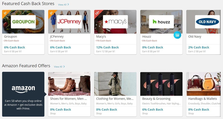 Is Swagbucks scam - cashback options