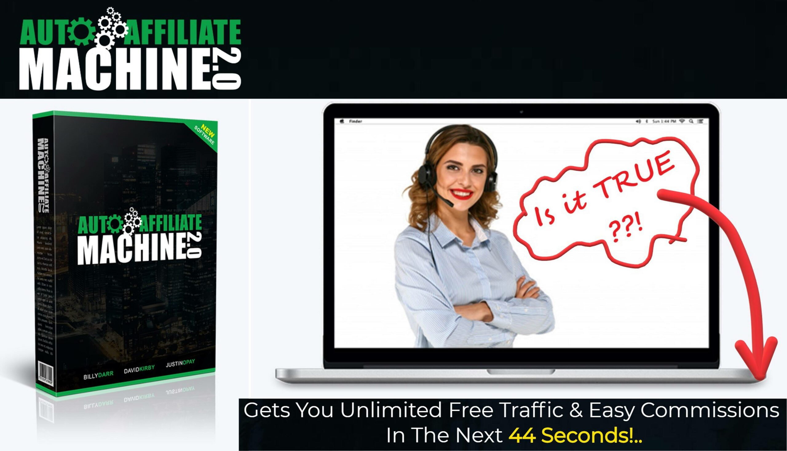 The Auto Affiliate Machine 2.0 – Is Auto Affiliate Machine Scam or Legit?