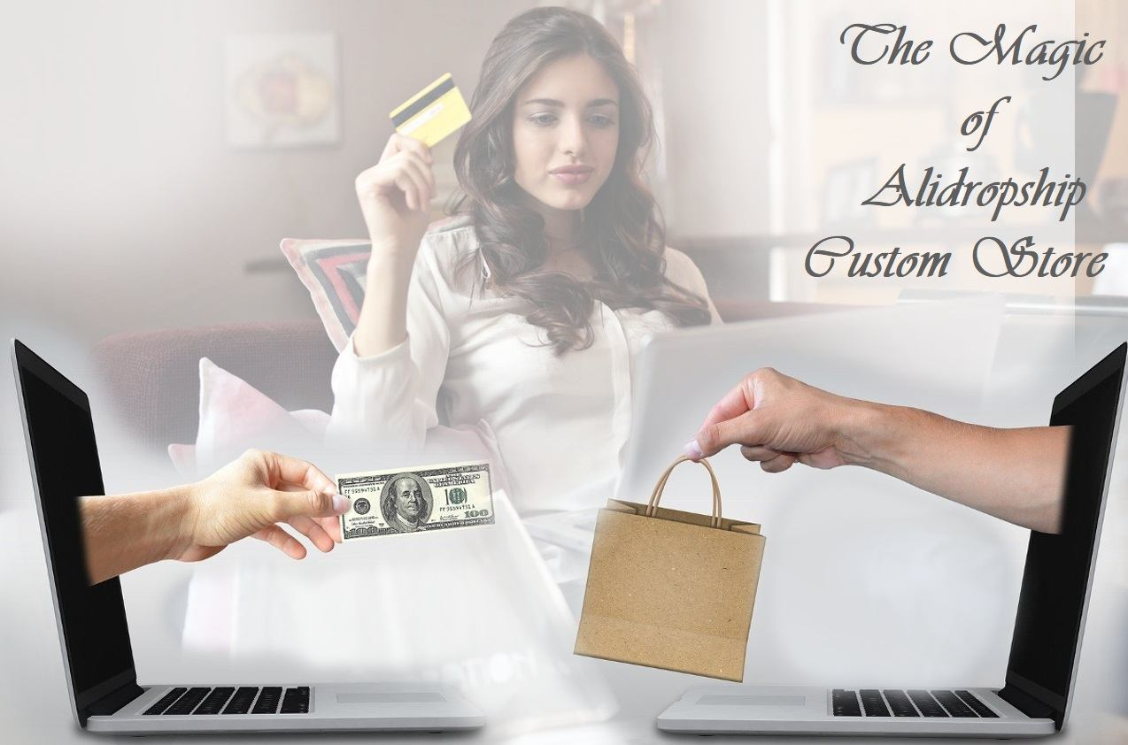 Alidropship custom store review: Start e-commerce with a minimum investment