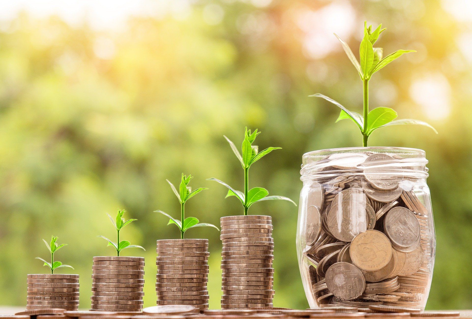 10 Most Profitable Small Businesses - start small, grow up big