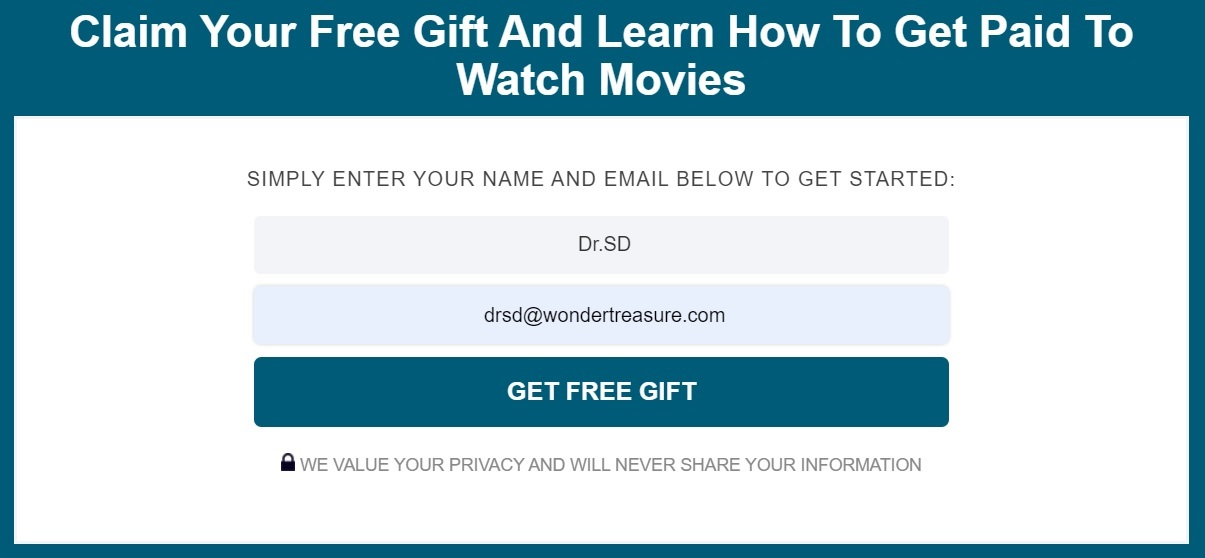 What is Movie Review Profits - 1