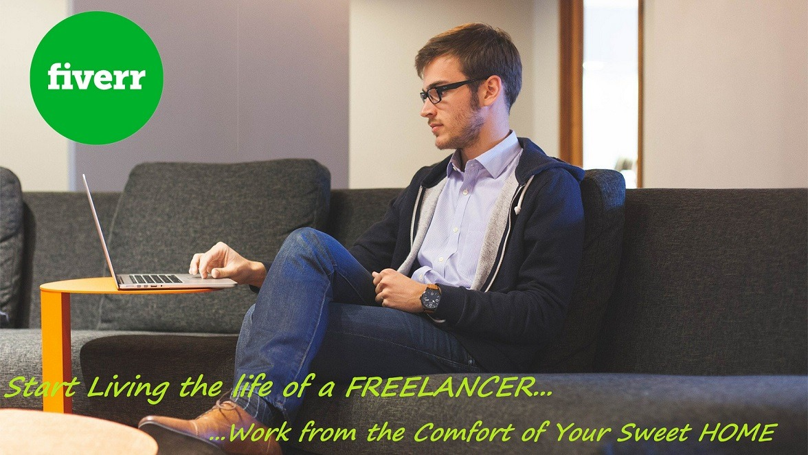 Read more about the article How to Make Money from Fiverr (Review): Become a Fiverr Freelancer